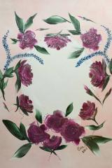 Rosor i rosa A2