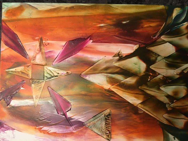olika triangelspetsar