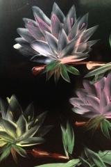 Magnolia färg A3
